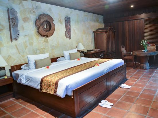 The Kampung Resort Ubud: Suite Valley Room