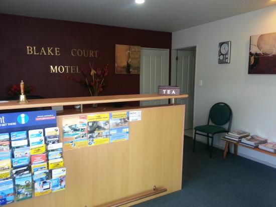 Blake Court Motel: Reception