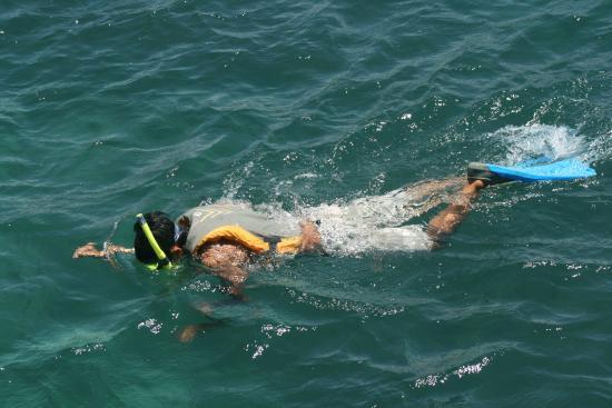 Turi Beach Resort: Snorkeling