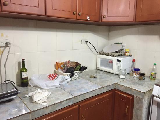 Hostal Casa del Rio: Not clean