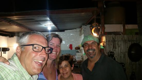 Las Cazuelas del Don: With the friendly and social owners