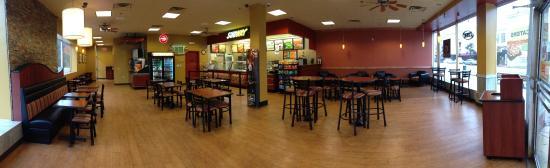 subway downtown savannah our metro decor dining area - Metro Decor