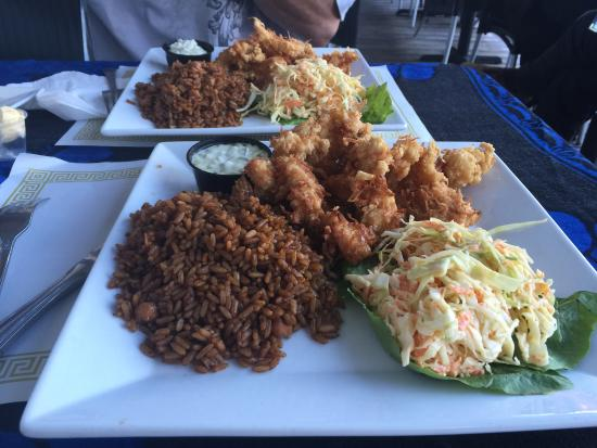 After Deck : Coconut conch