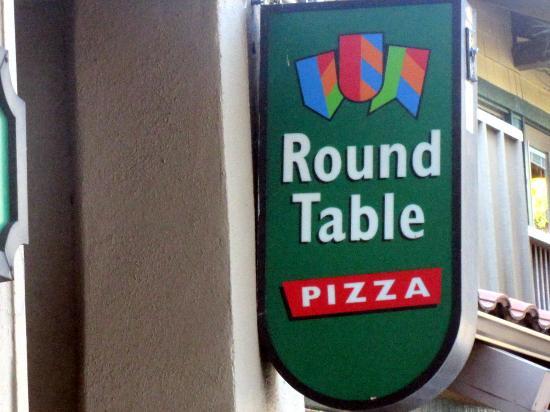 Round Table Pizza, Los Gatos, Ca