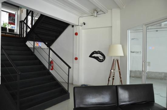 3Howw Hostel@Sukhumvit 21: 3 HOWw Hostel@sukhumvit21