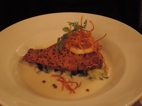 Restaurant Josch: Very good fish.