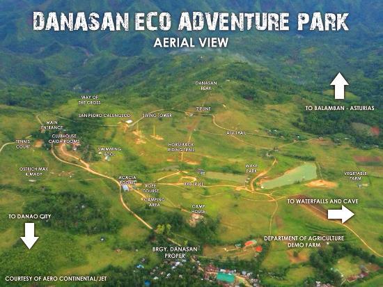 Camping In Danasan Picture Of Danasan Eco Adventure Park Cebu Island Tripadvisor