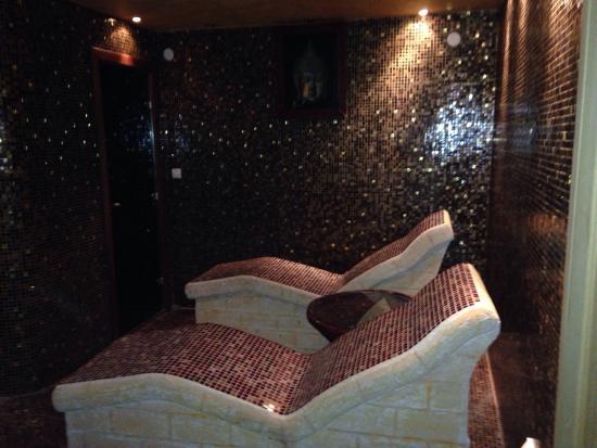 Hotel Bali Paradizo: In the spa