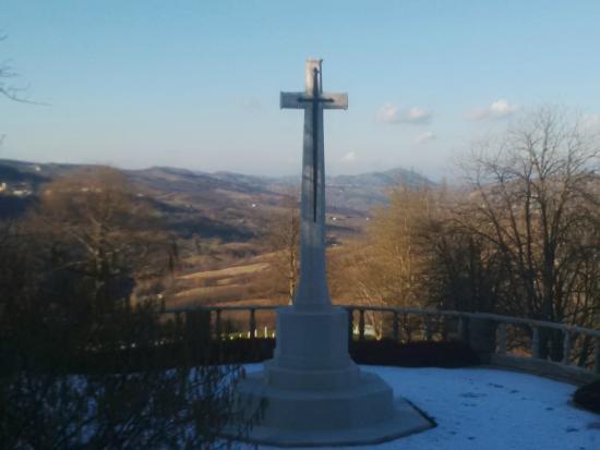 Cimitero di Guerra Sudafricano di Castiglione dei Pepoli
