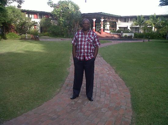 Cresta Lodge Harare: Southern view