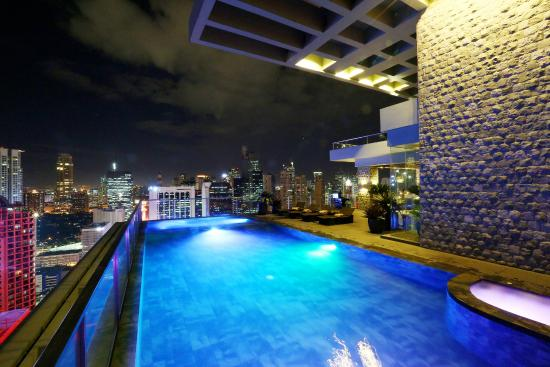 Swimming Pool Picture Of City Garden Grand Hotel Makati