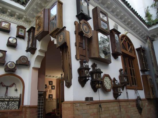 Riad Meknes: collezioni