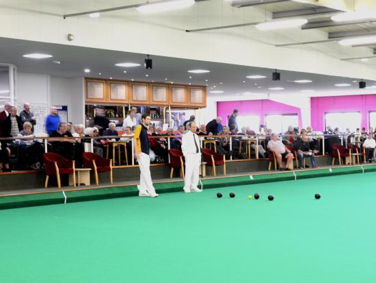 ‪North Wales Bowls Centre‬