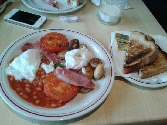 Annie's Tea Room: Full Breakfast