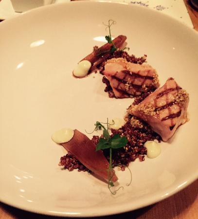 Atelier26: Heerlijke zwaardvis met quinoa salade