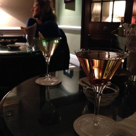 Dukes Bar: Odd Job & Classic Vesper