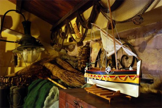 Museo del Mare Uzzaredru