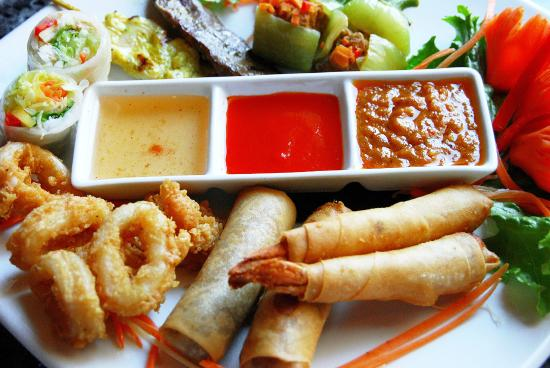Africana Hotel: Africana Thai Food