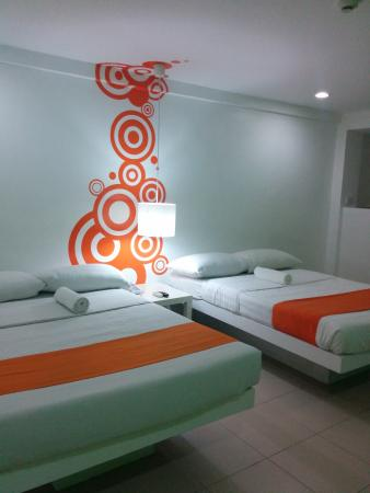 Islands Stay Hotels Mactan: 客室