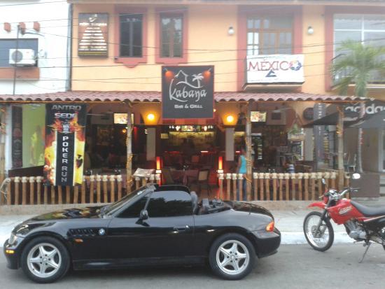 Kabana Bar & Grill: MOTOFEST