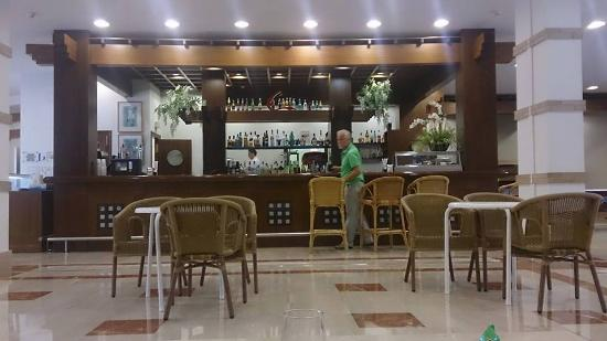 H10 Salauris Palace: this was where the entertainment took palce and where you can relax in the day and had free wifi