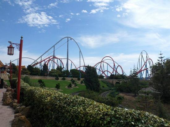 H10 Salauris Palace: this was the theme park