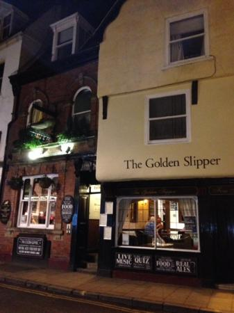 ‪The Golden Slipper‬