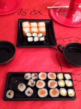 Nikki Sushi Saint Victoret