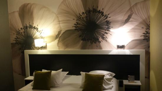 Quality Hotel La Marebaudiere Vannes : chambre