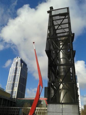 Schouwburgplein: Contemporary Architecture