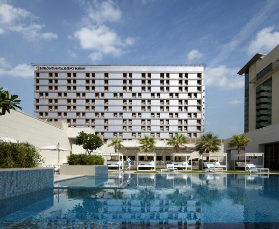 Elements Pool & Lounge InterContinental Regency Bahrain