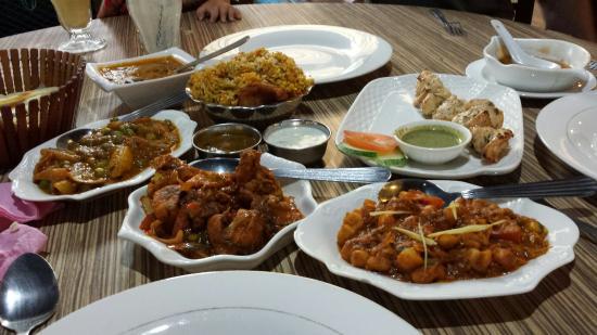 Boston Restaurant Klang Menu