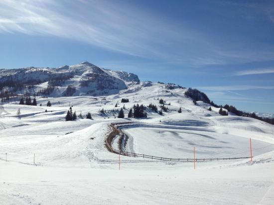 Steinplatte: my most favorite view