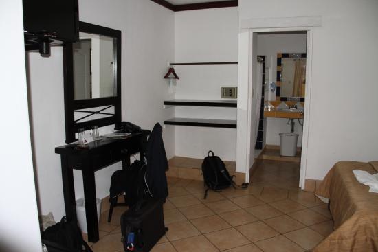 هاسيندا جواشيبيلين: espace chambre