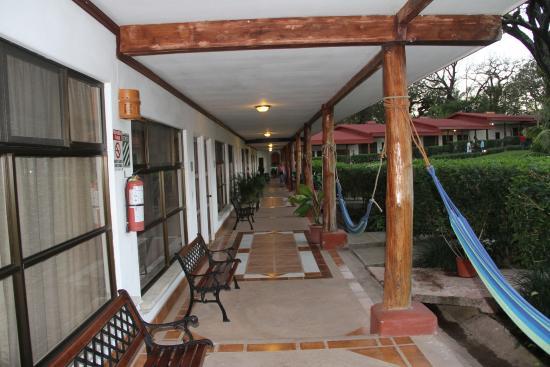 Hacienda Guachipelin: coursive chambres
