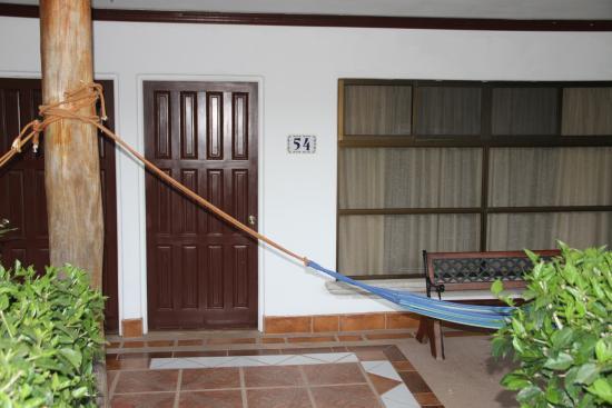 Hacienda Guachipelin: exterieure