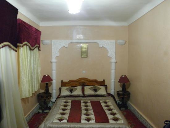 Riad Chennaoui: Our room (triple)