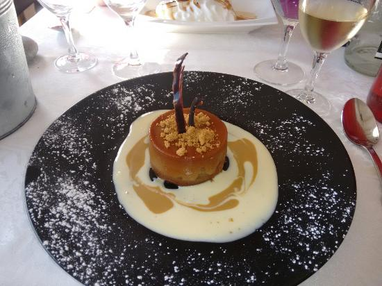 Restaurant Le jardin De Leontine : Tatin revisitée