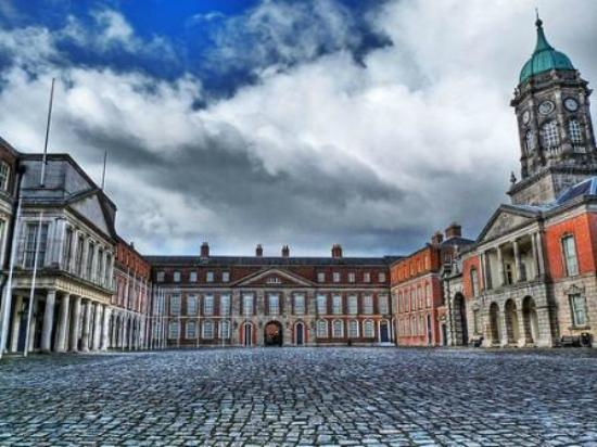 Photo of Monument / Landmark Dublin Castle at Dame Street, Dublin 2, Ireland