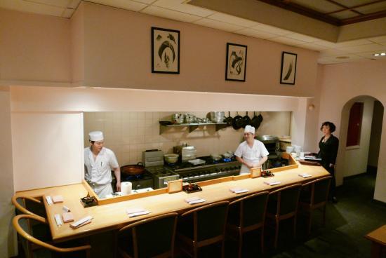 Ikeda: open kitchen