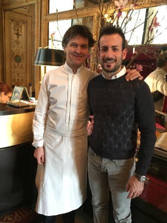 Le Grand Vefour: Chef Guy Martin
