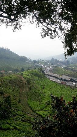 Pemandangan Dari Resto Rindu Alam Picture Of Restoran Rindu Alam