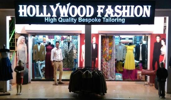 ‪Hollywood Fashion Goa High Quality bespoke Tailoring‬