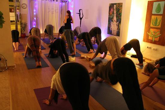 Sun Salute Yoga Studio - Day Class