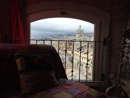 Torre Ducale: Vista dalla suite