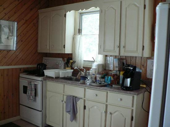 Four Seasons Retreat: Cupboards