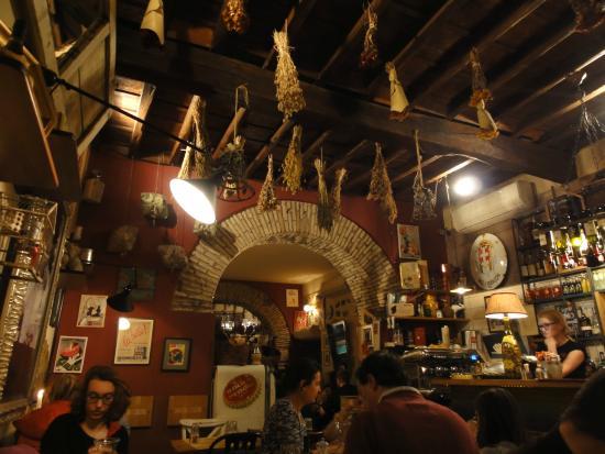 La salle picture of cantina cucina rome tripadvisor - Cucina e cantina ...