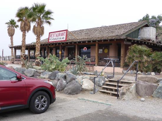 Panamint Springs Resort Restaurant: The Restaurant