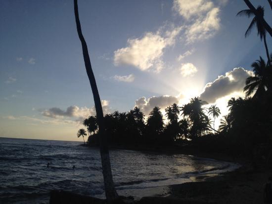 Caribe Playa Beach Hotel : Beautiful Sunset