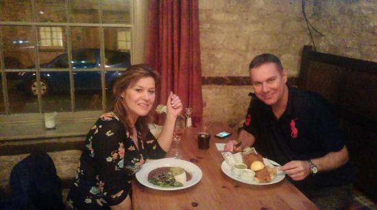 The Royal Oak: Great food!